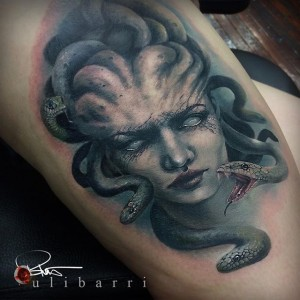 Tattoo by Brian Ulibarri